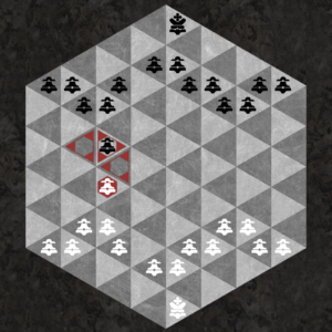 Pawn can capture one space forward like a Bishop on regular captures.