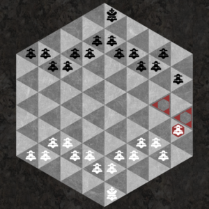 Pawn can move one space forward like a Duke on regular movement.